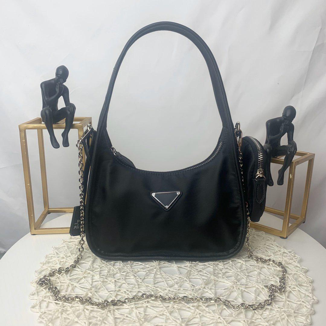 Designer Schultertasche für Frauen Brusttasche Dame Trageketten Handtaschen presbyopic Geldbeutel Kuriertasche Designer-Handtaschen Leinwand Großhandel