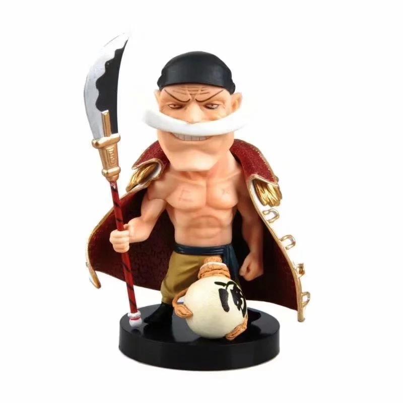 One Piece Animation Figure Der Pirat Edward Newgate Figure 15CM