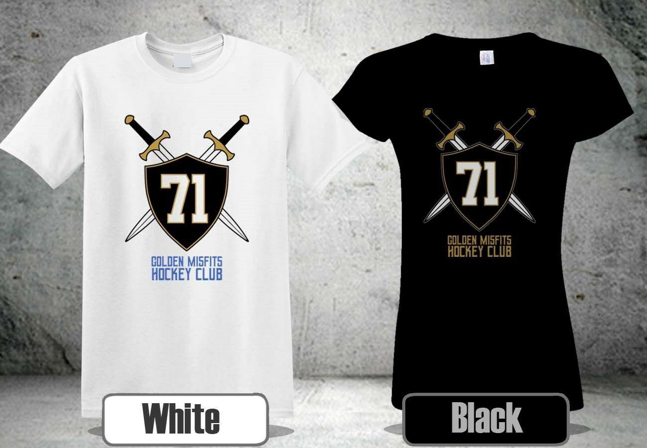 BLACK /&WHITE FUN T SHIRT LAS VEGAS