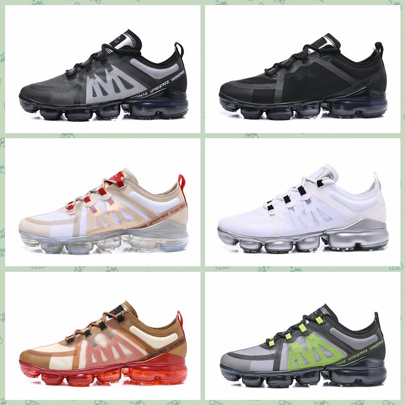 NEVP19a venta caliente baratos Hombres Mujeres Deportes al aire libre zapatos Vapors Fly PRM 2019 Knit Official Luxury designer running Sneakers Transpirable Durable