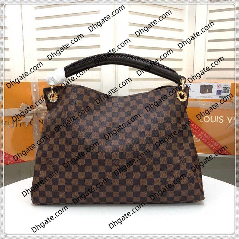 Designer Fashion Luxury Handbags Women Shoulder Bags PU Leather Handbag Strap Striped Crossbody Ladies Hand Held Package Messenger Bags