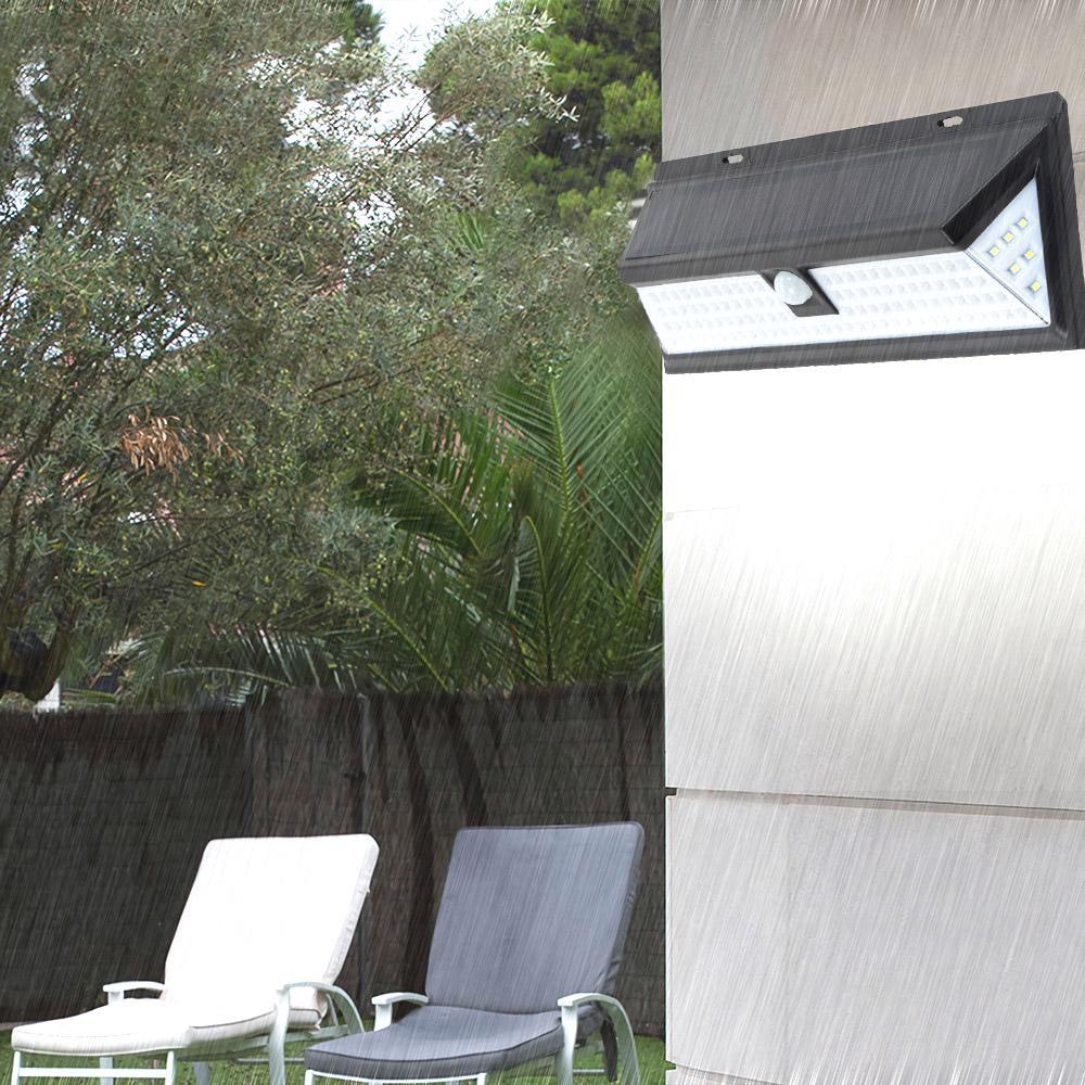 54/90/118 led solar licht solar power outdoor garten licht wasserdicht pir motion sensor pathway energiesparende straße wandleuchte