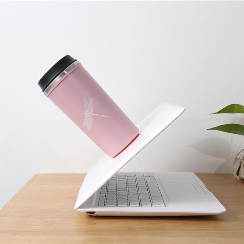 Dropshipping 500ML mu Değil Güz Cup Coffee Cup Seyahat Seal Paslanmaz Çelik Vakum matara Termo Mug İçin Araç Su Şişeleri