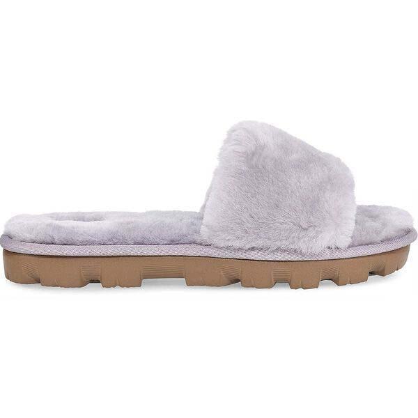 Designer flops Slides fourrure Pantoufle Pantoufle pour les femmes Furry Slipper Cozette Diapo Fashion Luxury Designer Shoes Sandales Fuzzslide