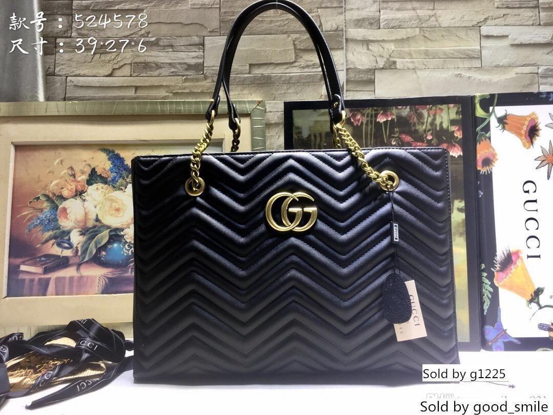 Kadınların favori çanta MM PM deri Poşet omuz çantaları çanta manşonlar çıkarılabilir zincir