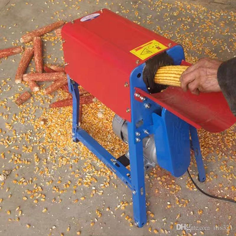 высокая производительность кукурузы кукурузы молотилку Электрический кукуруза Шеллер Кукуруза Кукуруза Шеллер машина