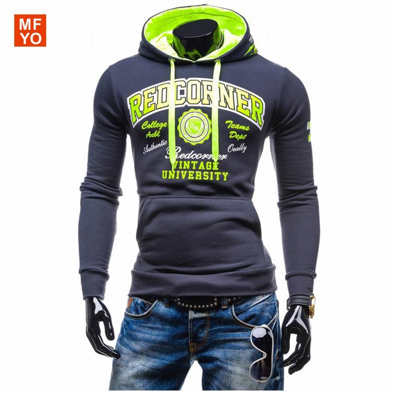 Hoodies Men Sudaderas Hombre Hip Hop Casual Printed Pocket Design Fashion Tracksuit Male Hooded Jackets Moleton Assassins Creed