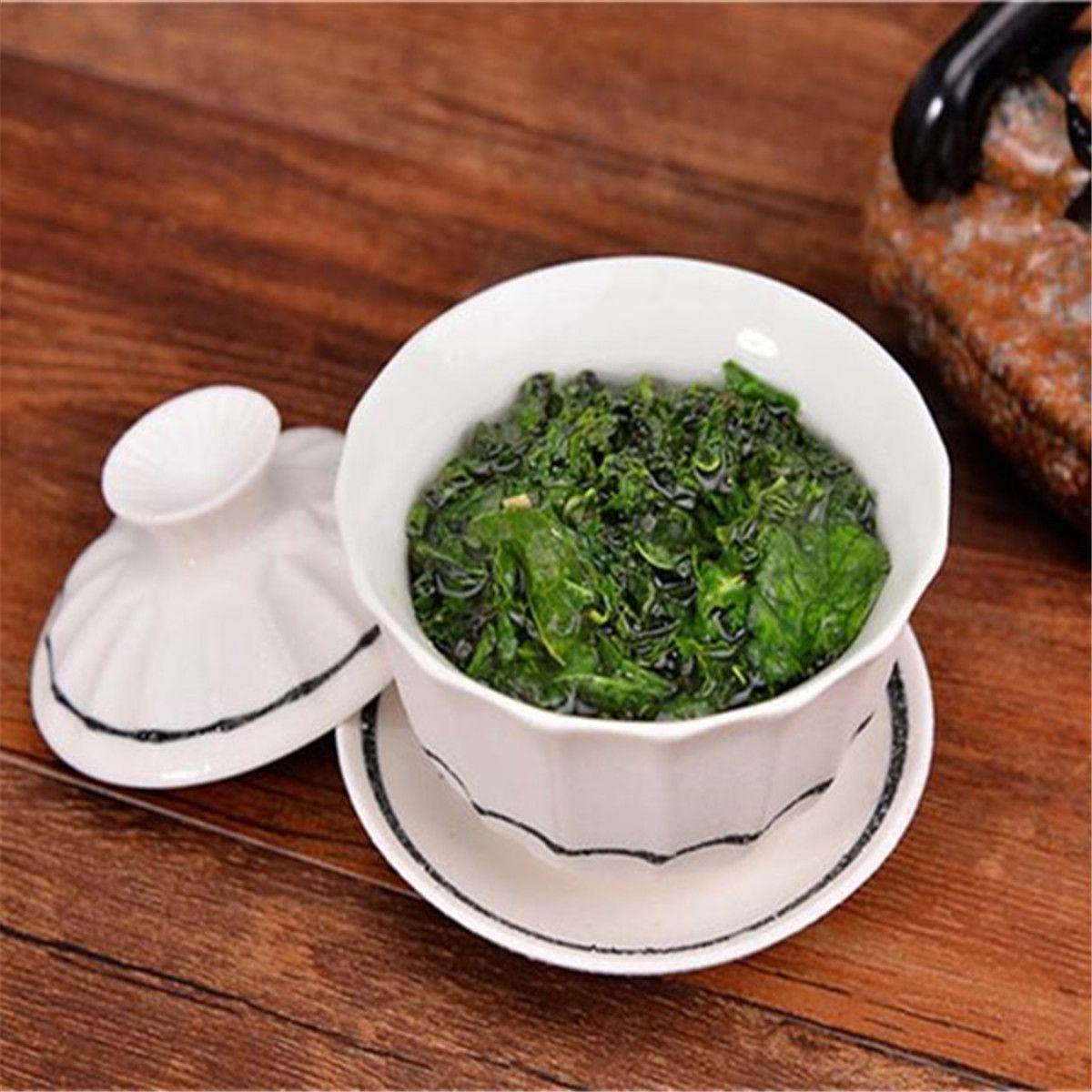 Oolong biologique chinois thé Anxi préférence Tikuanyin supérieure Thé Oolong Paquet cadeau Nouveau printemps Thé sain vert alimentaire