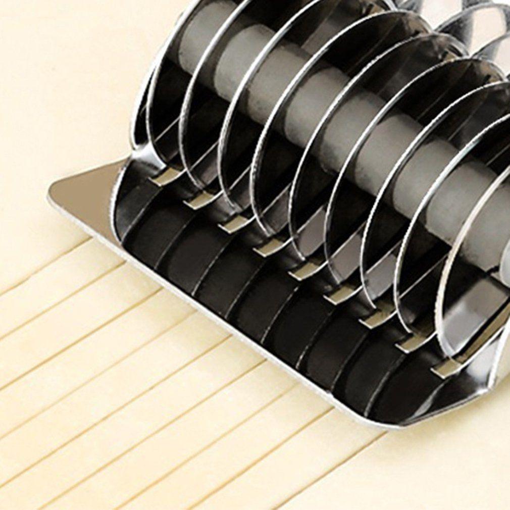 Zencefil Fonksiyonlu Diğer Mutfak Kesici Ev Paslanmaz Çelik Erişte Kesme Makinası Manuel Makarna Makinası Kesme Sarımsak
