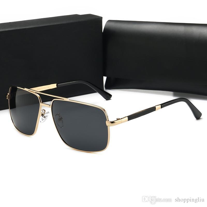 new güneş gözlüğü şık kaliteli marka tasarlanmış unisex güneş gözlüğü