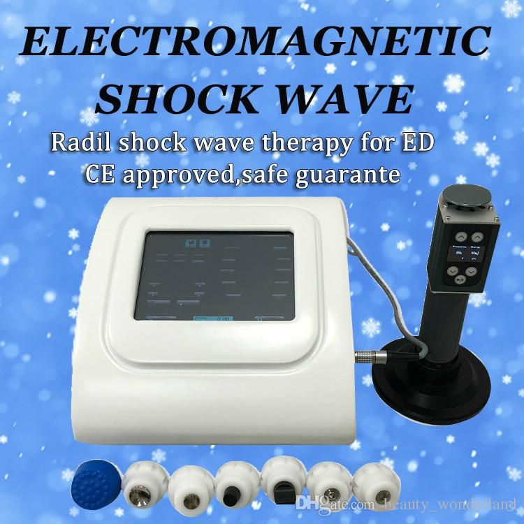 2020 year Electro magnetically Shock wave therapy similar smart-wave physical device for Erectile Dysfuntion therapy or reduce relief pain