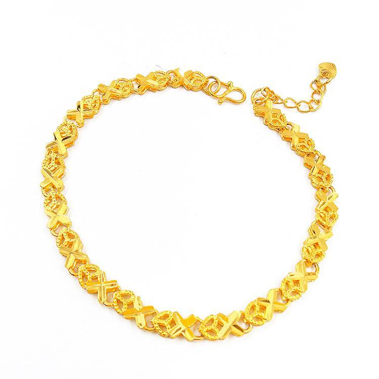 популярные ювелирные изделия 18K позолоченный отполированный Майами кубинский цепи ожерелье Леди Панк 22мм Сдерживание цепи безопасности пряжки