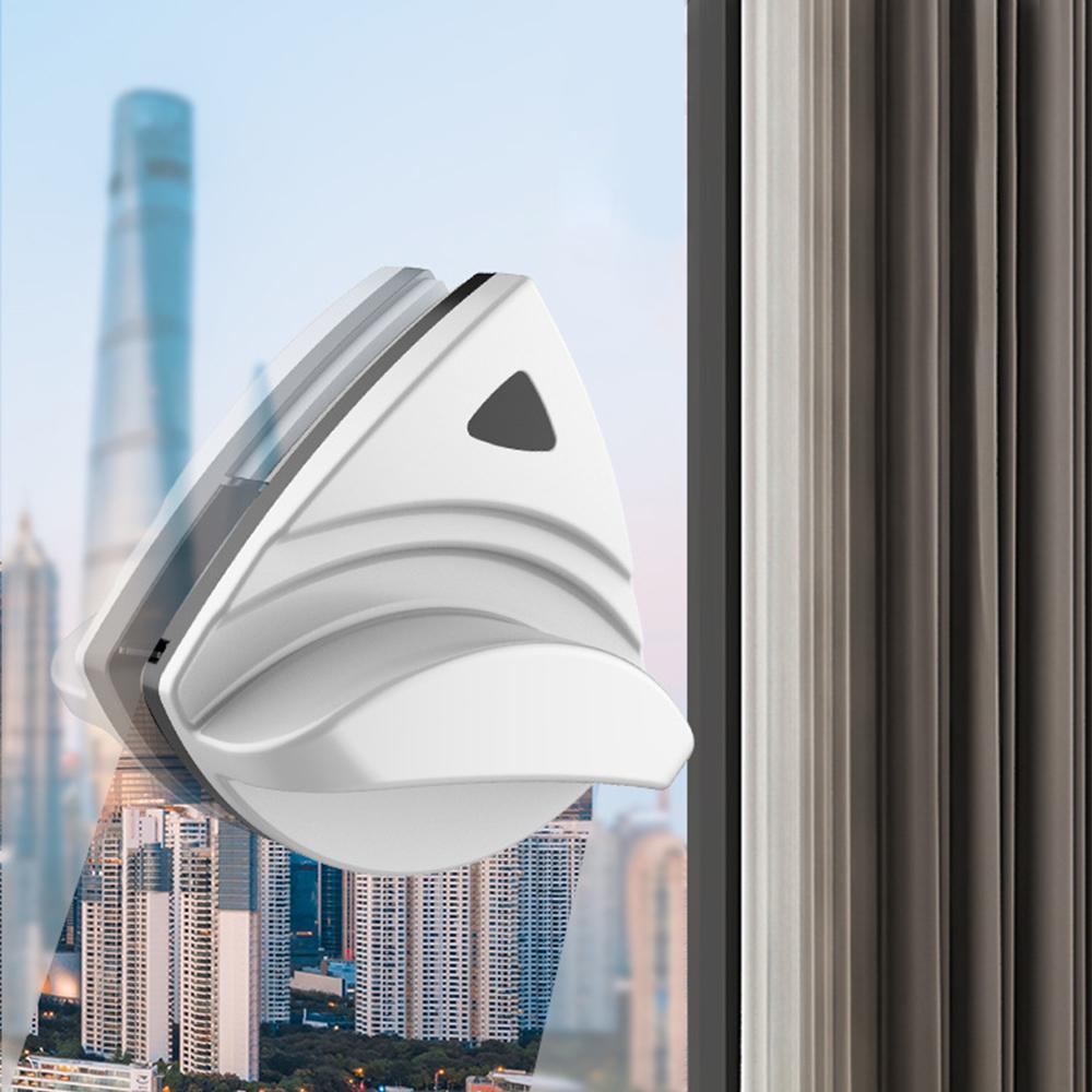 مزدوجة من جانب والمغناطيسي نافذة منظفات الزجاج مسح النافذة المنزلية منظف فرشاة ممسحة زجاج النوافذ سطح فرش أداة تنظيف