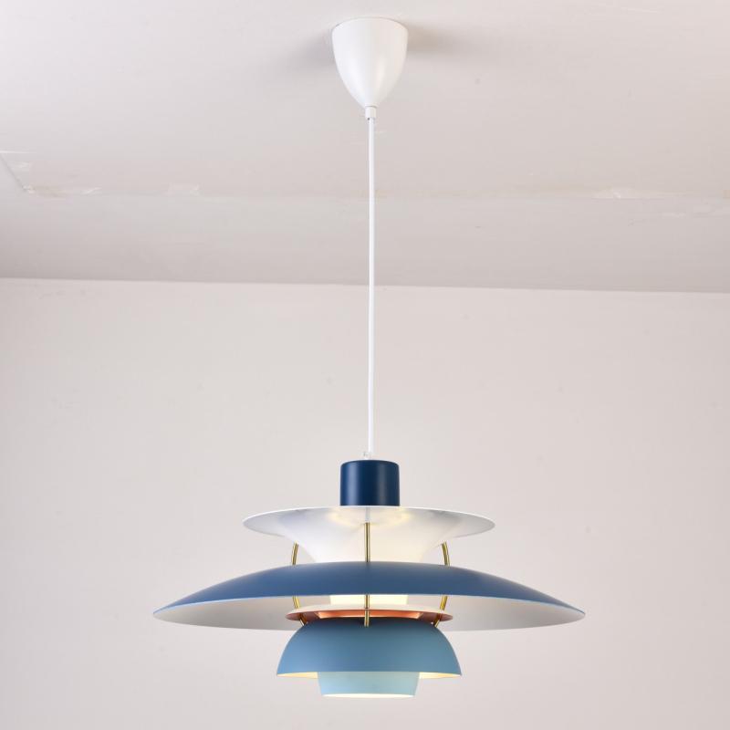 Nordic Modern Pendant Light Colorful Umbrella Led Hanglamp Dining Room Led Pendant Lamp Led Light Indoor Lighting Fixtures