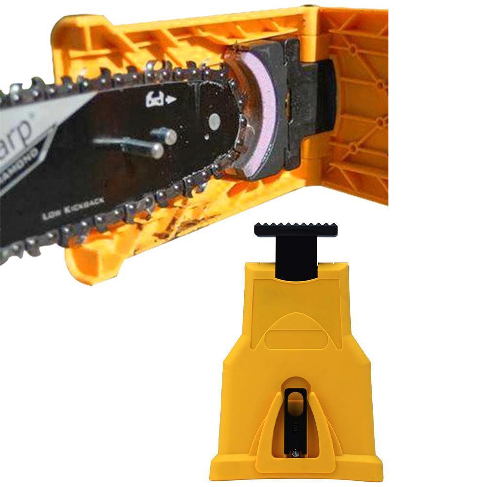Dentes Professional Chainsaw Sharpener Carpintaria ferramenta de nitidez elétrica Chainsaw acessórios para ferramentas eléctricas
