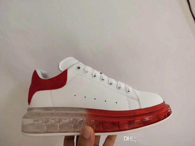 Caja original Nuevo diseñador para hombre zapatos con mujeres de calidad superior Diseñador de lujo zapatilla de deporte Hombre Casual Ace zapatos verde raya roja tamaño 35-46