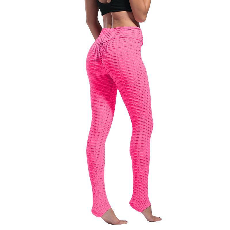 Egzersiz Fitnes Y200328 için Kadınlar Tozluklar Anti-Selülit Seksi Yüksek Bel Çekme Yukarı Skinny pantolonlar Konstriktif Butt Lift Pantolon