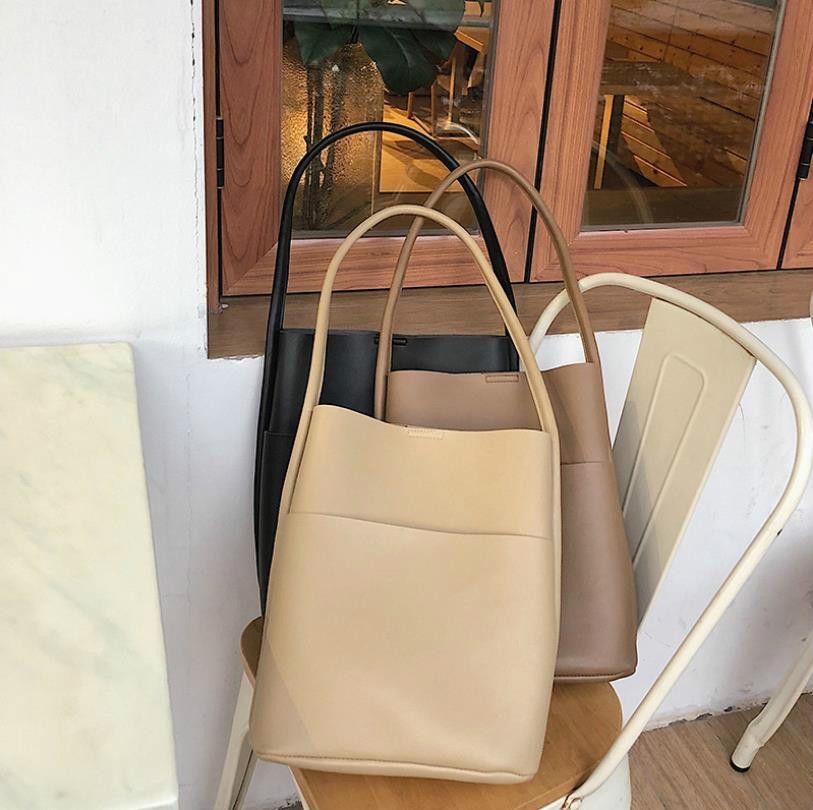 2020 Nuovo Versatile Moda Shoulder Bag Crossbody Borse sacchetto di tote all'ingrosso libero Semplice Grande capacità delle donne