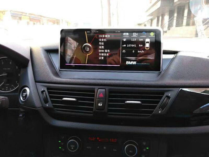10.25 inch IPS 2GRam 32gRom Android 7.1 Car Audio for BMW X1 2009 -- 2015 Headunit Stereo Video GPS Navi Radio PC Monitor media