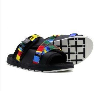 Nouvelle Marque Visvim Pantoufles Chaussures De Mode Homme Et Femmes Amoureux Casual Chaussures Pantoufles Plage Sandales Pantoufles En Plein Air Hip-Hop Rue Sandales 456