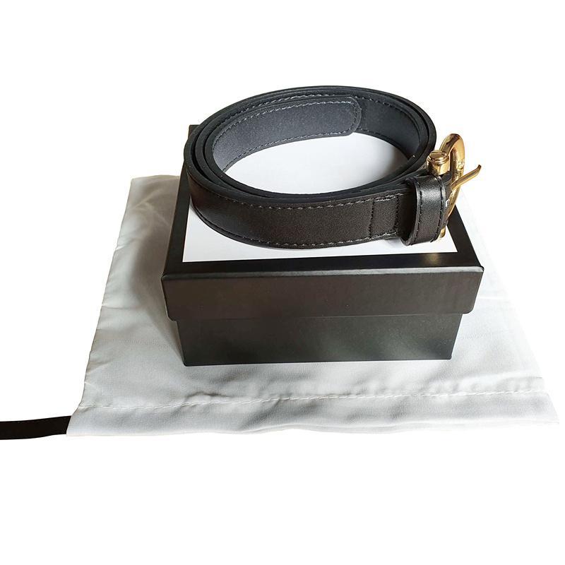 أزياء الرجال / النساء حزام إمرأة عالية الجودة كبيرة من الذهب مشبك حزام جلد البقر حزام للرجل أصلي جلدي أبيض وأسود اللون الشحن مجانا