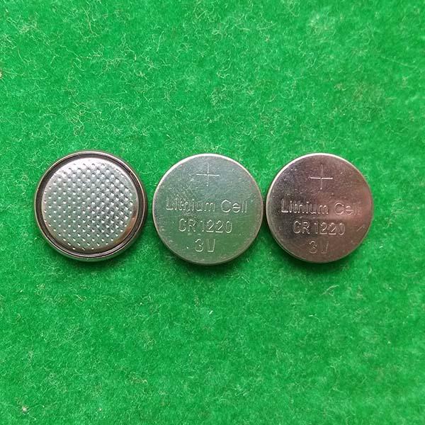 3000pcs Свежайшие Высокое качество CR1220 3.0V клетки элементная батарея кнопки литиевыми