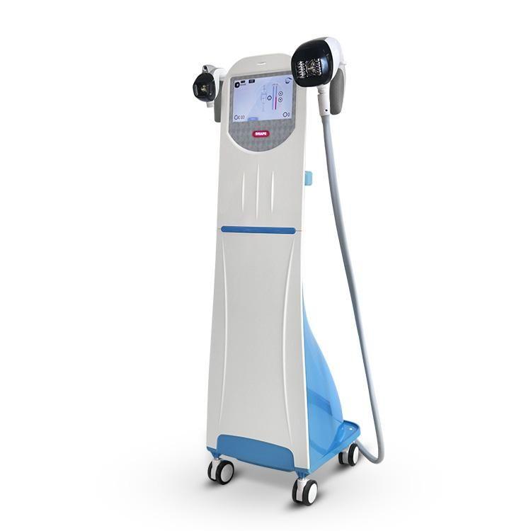 LPG Velashape Máquina RF pele aperto de cilindro de vácuo Sistema Velashape 3 Slimming Corpo Máquina de emagrecimento beleza equipamentos