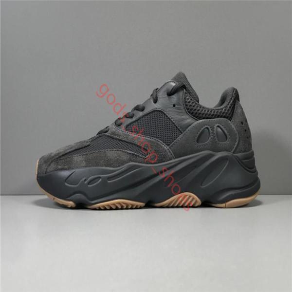Jordan  700 웨이브 러너 자주 빛 관성 오드 카니 예 웨스트 (Kanye West) (700) 남성 여성 정적 스포츠 Seankers 크기 36-48 시멘트 신발을 실행