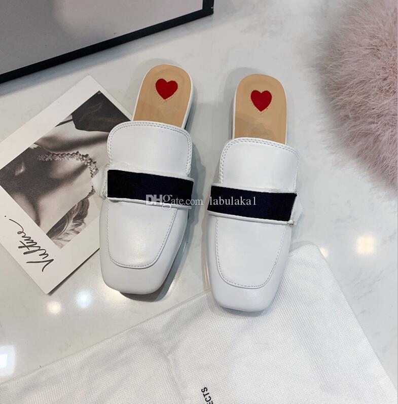 Mulheres Sandálias Sapatos Deslize Summer Fashion Ampla caixa 35-40flower tamanho Flop Plano Slippery Sandals Slipper Virar