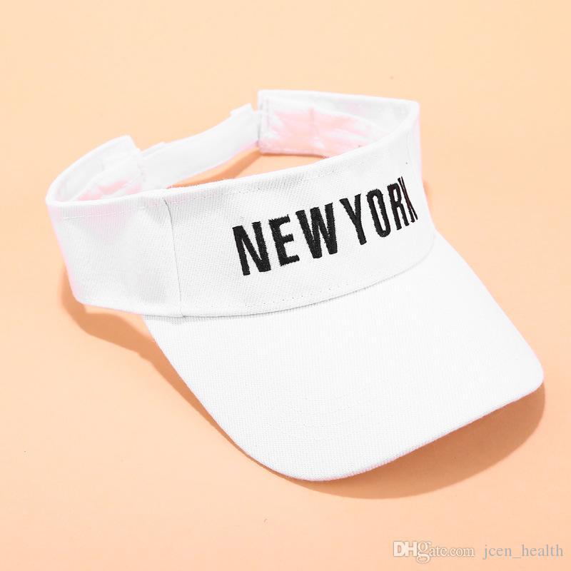 2020 빈티지 애호가 흰색없는 최고 야구 모자 남여 사랑스러운 문자 캡 WomenMen 스냅 백 캡 모자 여름 조절면 sunbonnet
