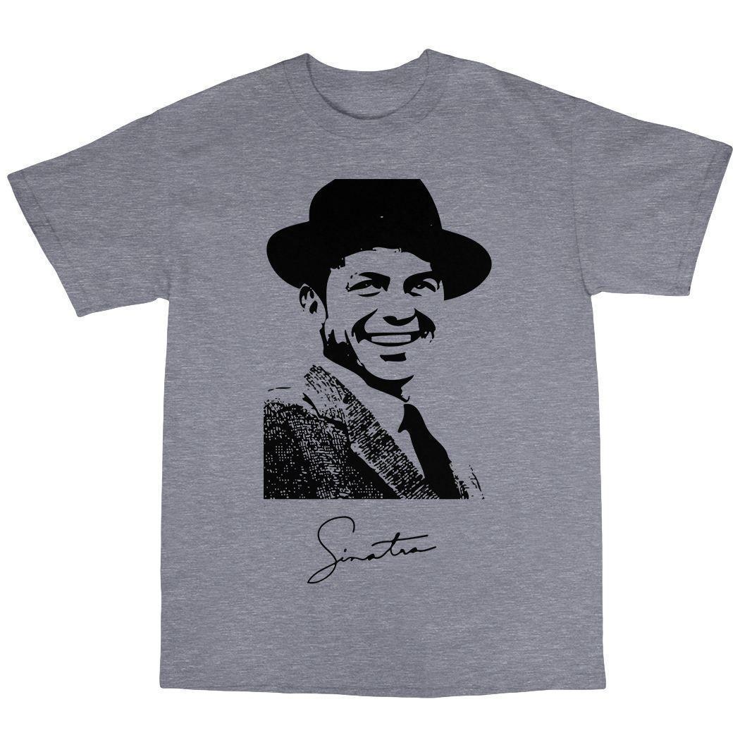 Frank Sinatra Design T Shirt