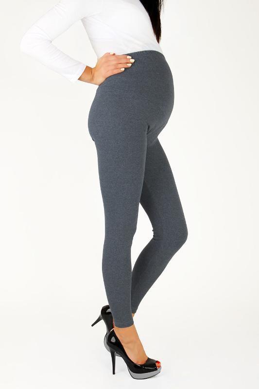 Vestiti di maternità Pantaloni gravidanza per le donne in gravidanza pantaloni completa caviglia