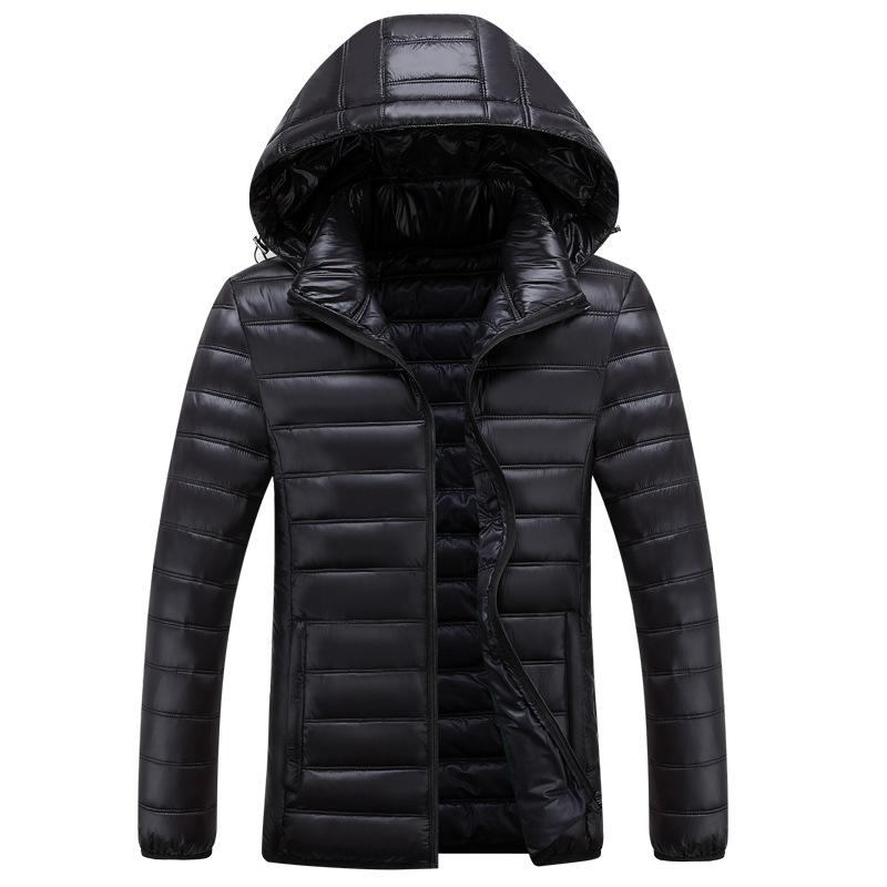 Men Parkas plus size 6XL 7XL 8XL Winter Warm Jacket Mens Puffer Coat Man Hooded Parkas Overcoat Quilted Jackets puffer jacket