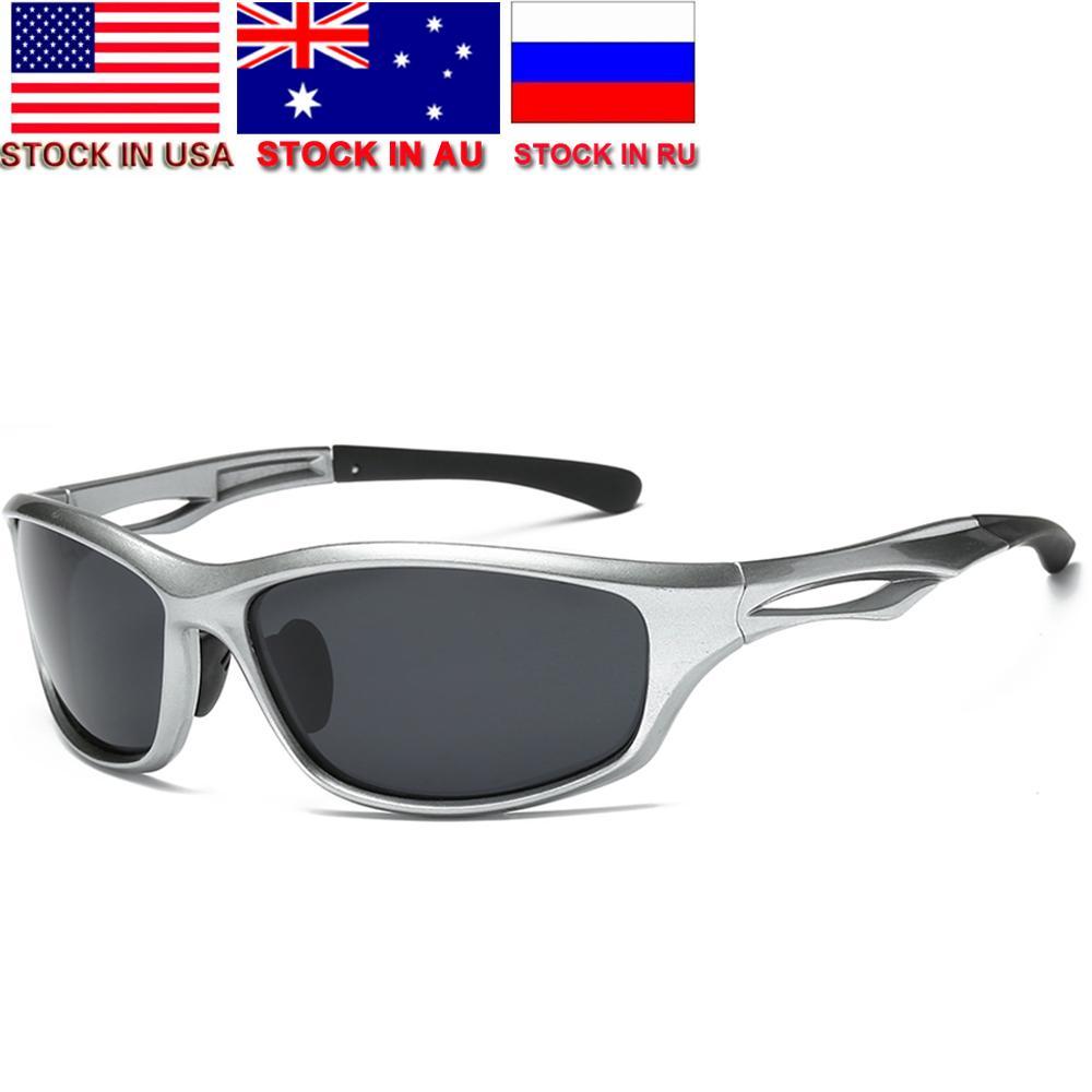 Dropshipping polarizado gafas ciclismo de magnesio y aluminio marca de bicicletas Gafas gafas de sol deportivas gafas de bicicletas MTB