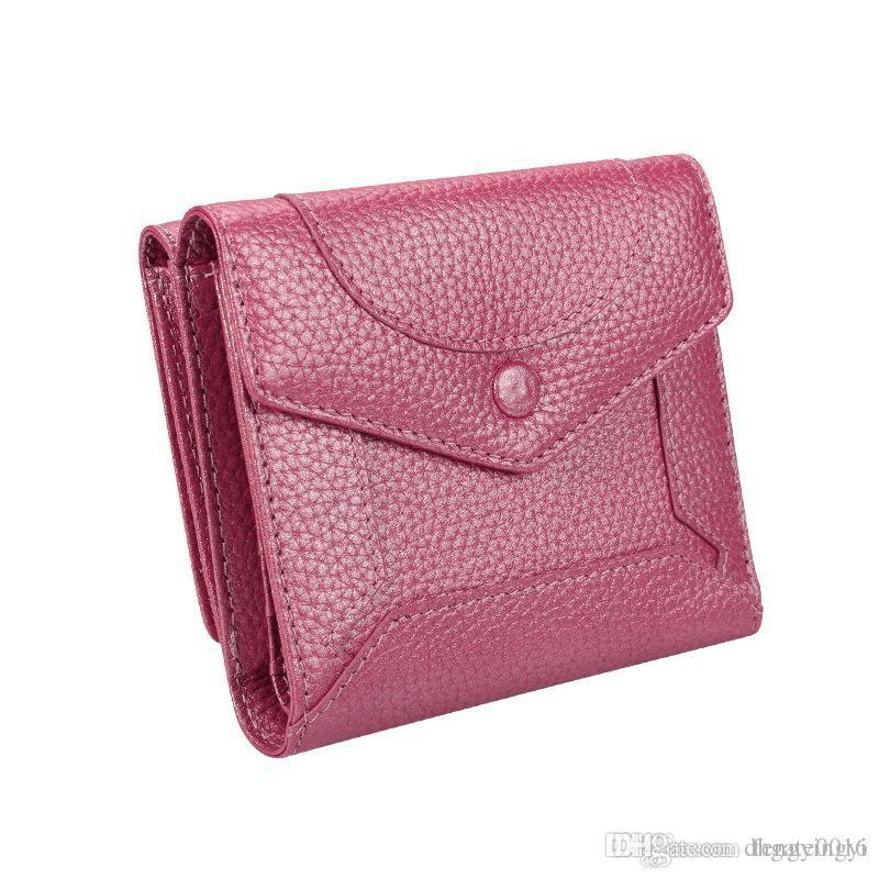 Titulaire de la carte d'affaires classique chaud femmes casual en cuir véritable mens portefeuilles design titulaire de la carte de qualité supérieure homme 236451abc 15