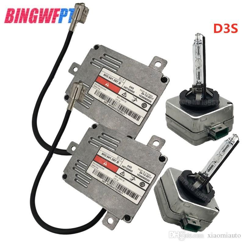High Quality For 2013-2014 V W Passat HID Xenon Headlight Ballast with wire 8K0.941.597.B/8K0941597B/8K0 941 597 B