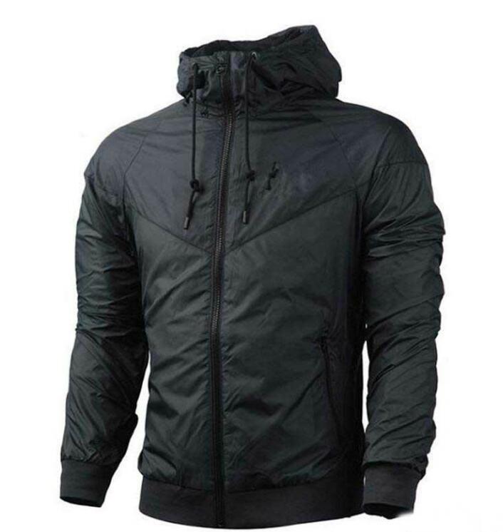 Роскошные мужские дизайнерские куртки пальто зимы Марка Толстовка Для Mens спорта Толстовка с буквами Zipper Mens Ветровка Одежда Плюс Размер