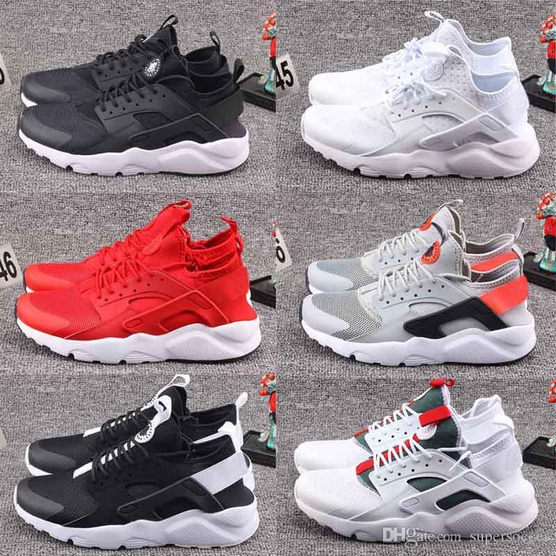 Venda quente Correndo Sapatos Huraches para Homens Mulheres Sneakers Zapatillas Deportivas Sapatos Esportivos Hombre Treinadores Sapatos