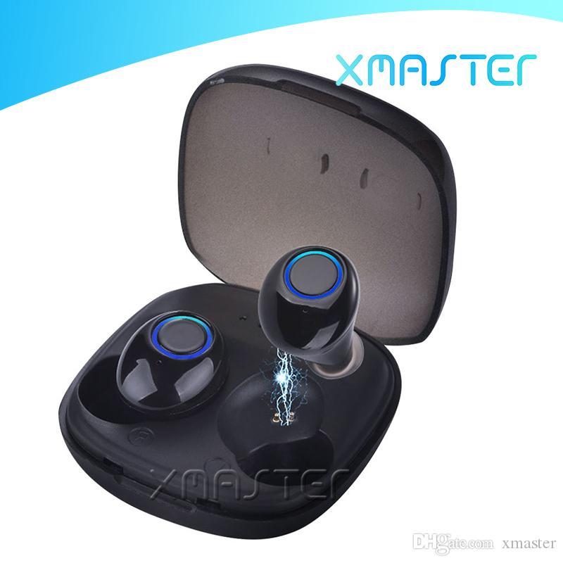 Cancelación de ruido auriculares Bluetooth Wireless HD K11 Música Estéreo Mini auricular para Samsung S20 Ultra Nota 10 Huawei mate 30 auriculares xmaster