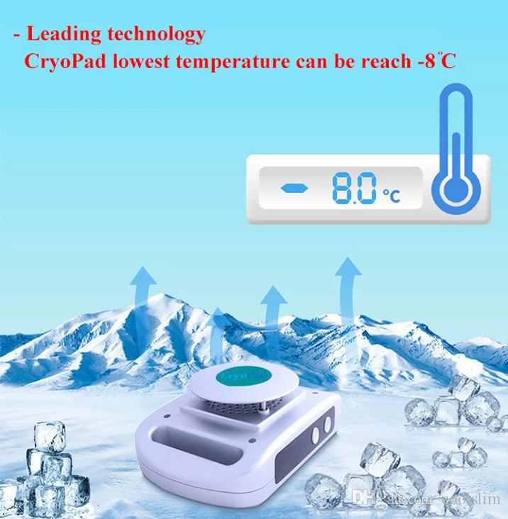Cooling PAD Slimming Machine Weight Loss effective Cryotherapy Lipo weight loss Machine CryoPad Body Shaper For SPA Salon&Home Use