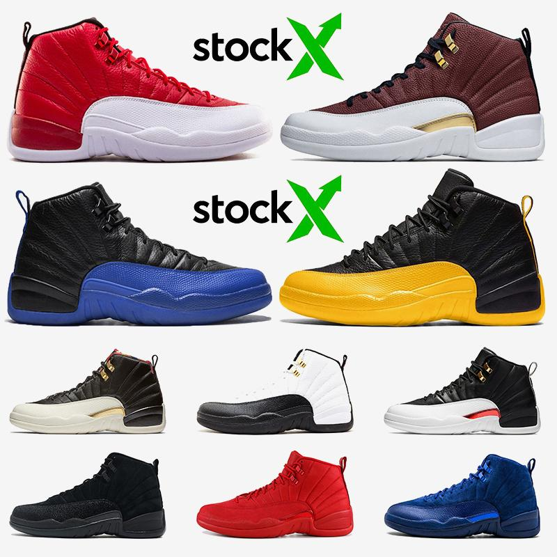2020 Hot Selling Air 13 Retro 13 Jordan 12 12s Mens Basketball Shoes Gym Red Game Royal University Gold Stock X Jumpman Mens Trainers Sneakers From Sneakerjerseyfactory 23 36 Dhgate Com