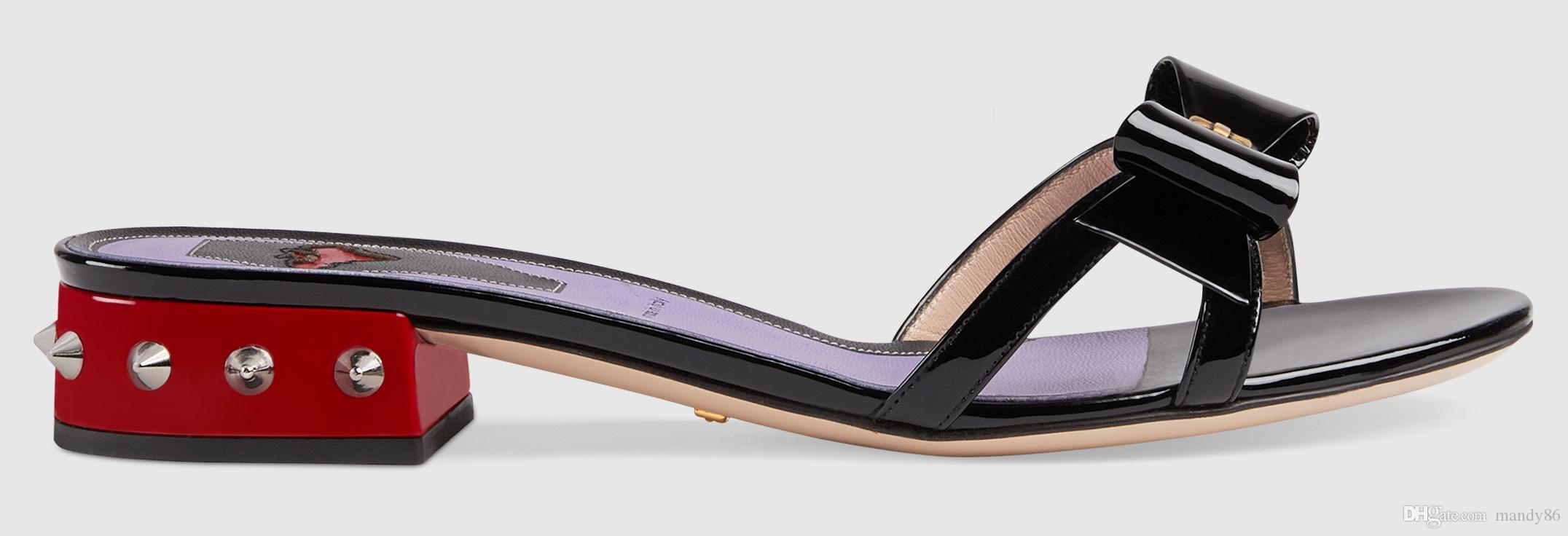 2019 yeni kadın rugan sandalet kadın plaj terlik sapatos femininos zapatos mujer shoes femme sapato feminino sandalias