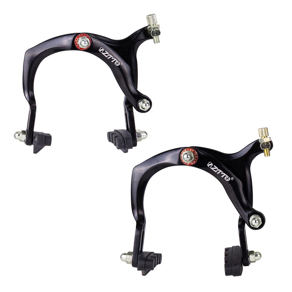 ZTTO Bicycle Side Pull Brake C Caliper Rim Brake Aluminum For Cruiser Kids Bikes