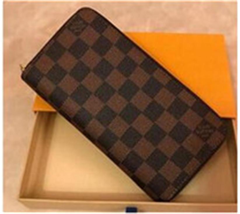 nova mens designer de carteiras bolsas de luxo carteira longa dos homens carteiras titular homens cartão designer de longa dobrados bolsas de alta qualidade kegA32