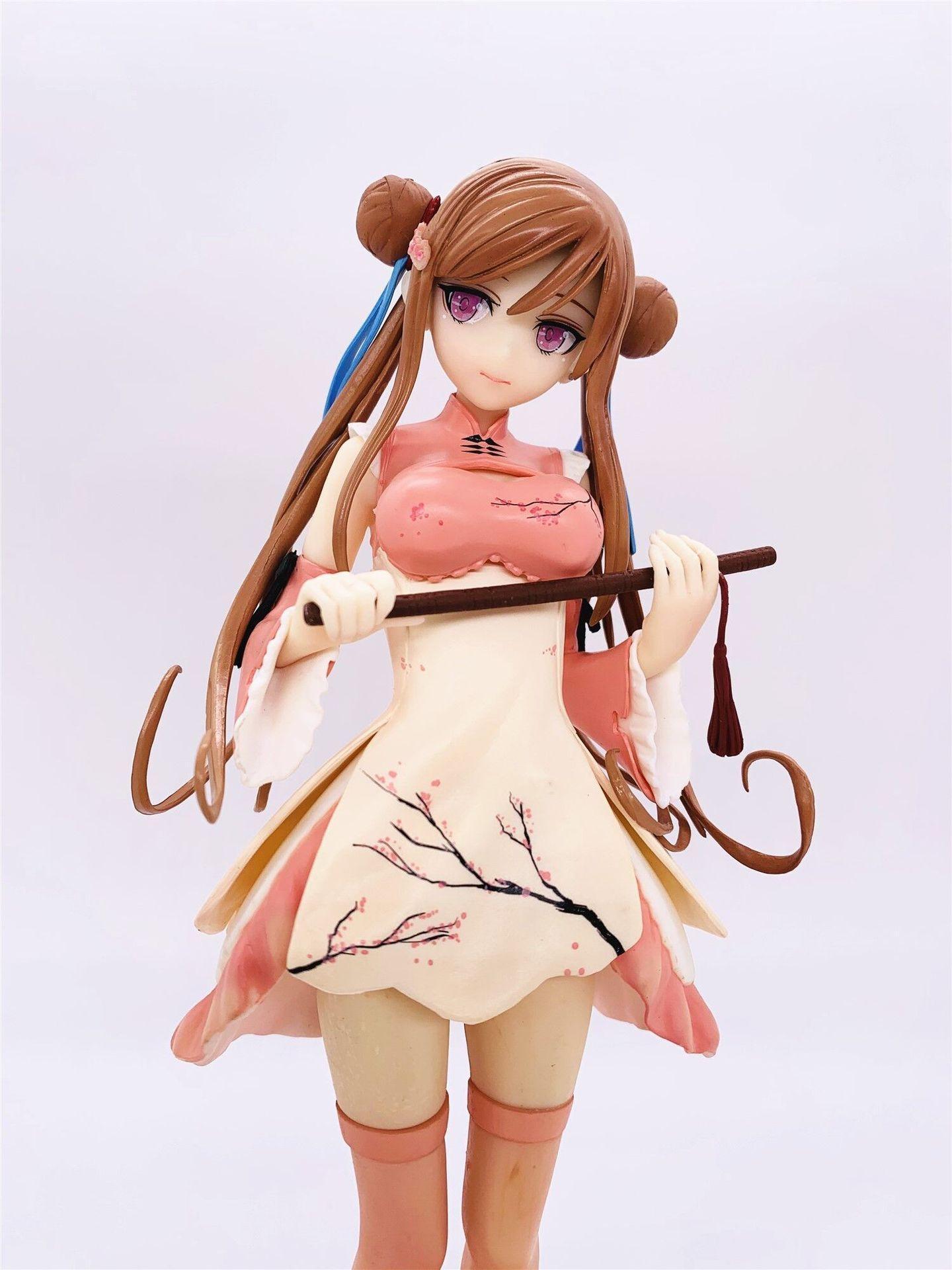 Skytube Premium-Chun Mei T2 Art Mädchen TONY Sexy Girls Standing Ver. 1/6 Skala gemalte Anime PVC Action-Figur Modell Spielzeug lelakaya T191214
