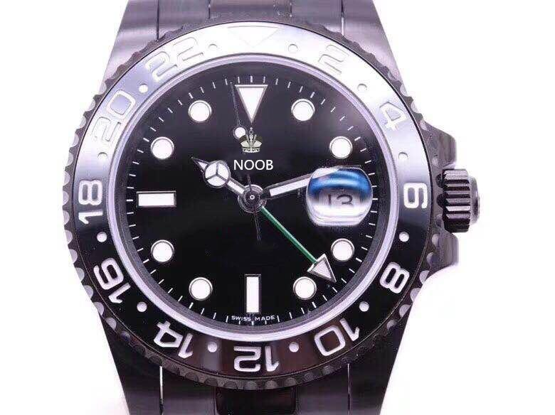 KS 126710-002 orologio di Lusso 40 milímetros 2,836 movimento relógios 316 aço refinado dobrar desenhador fivela relógios 100m impermeável