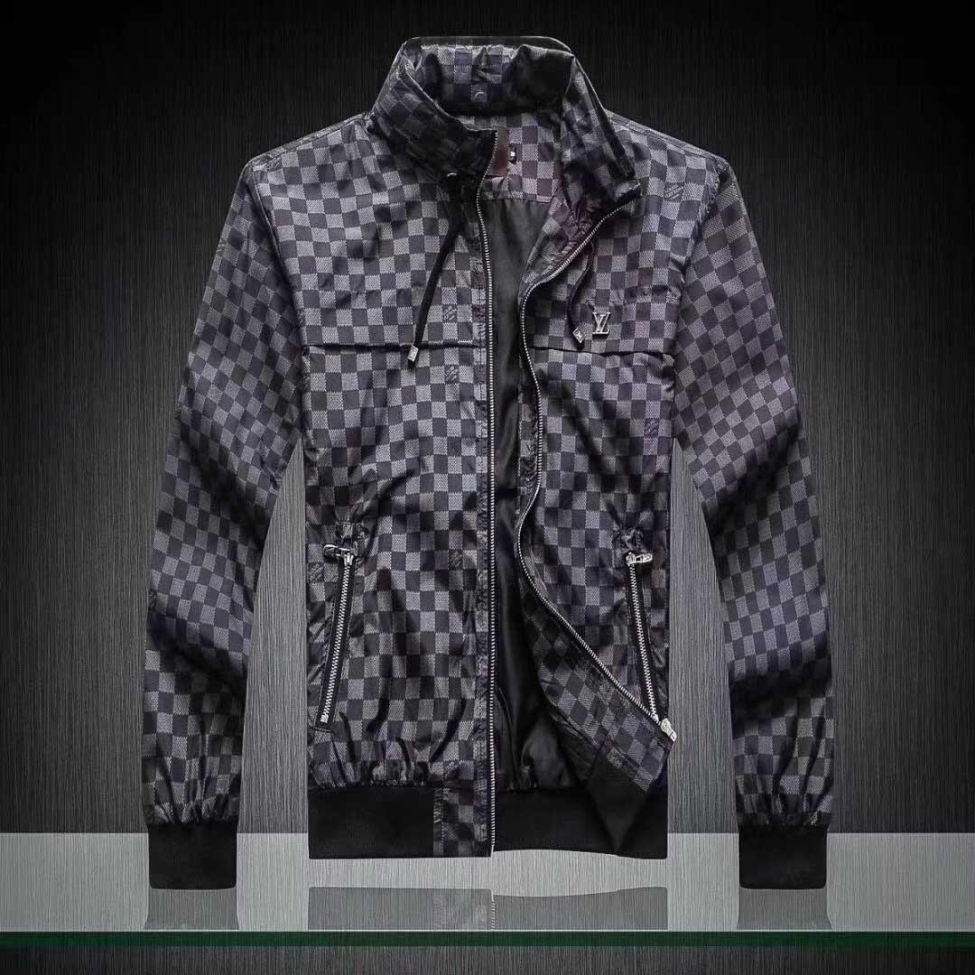 2020 GG hommes vestes vol pilote Blouson d'hiver Veste coupe-vent vêtements de plein air surdimensionnée tops vêtements de manteaux occasionnels ainsi que la taille M-3XL