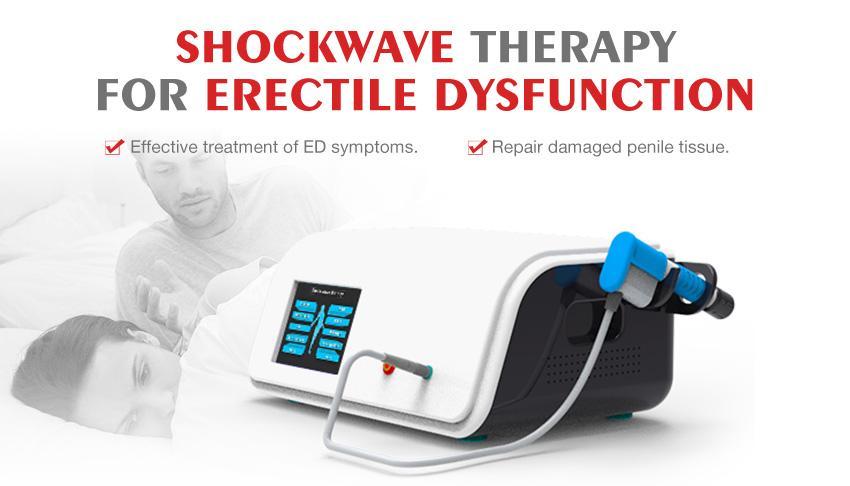 Nouvel équipement de thérapie par onde de choc / onde de choc par Gainswave pour la dysfonction érectile dans le traitement des maladies transmises sexuellement (MST) et des troubles de l'urgence