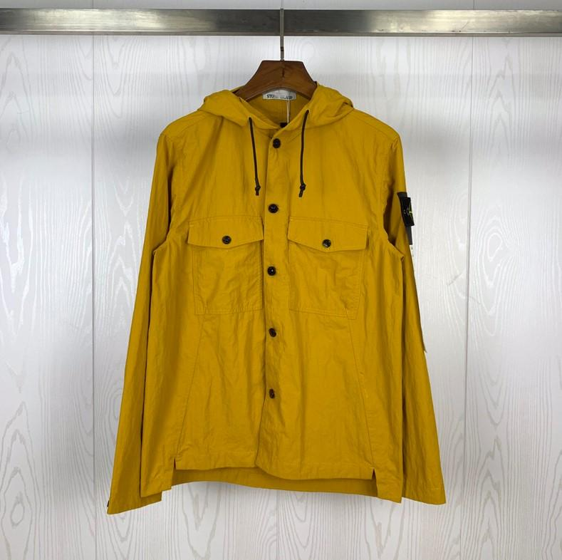 NEW Designer Herren Jacke Luxus Hoodie Mode-Mann-Marken-Mantel-Jacken der neuen Männer Windjacke Frühling und Herbst JI Außenstreet zx2 20031304L