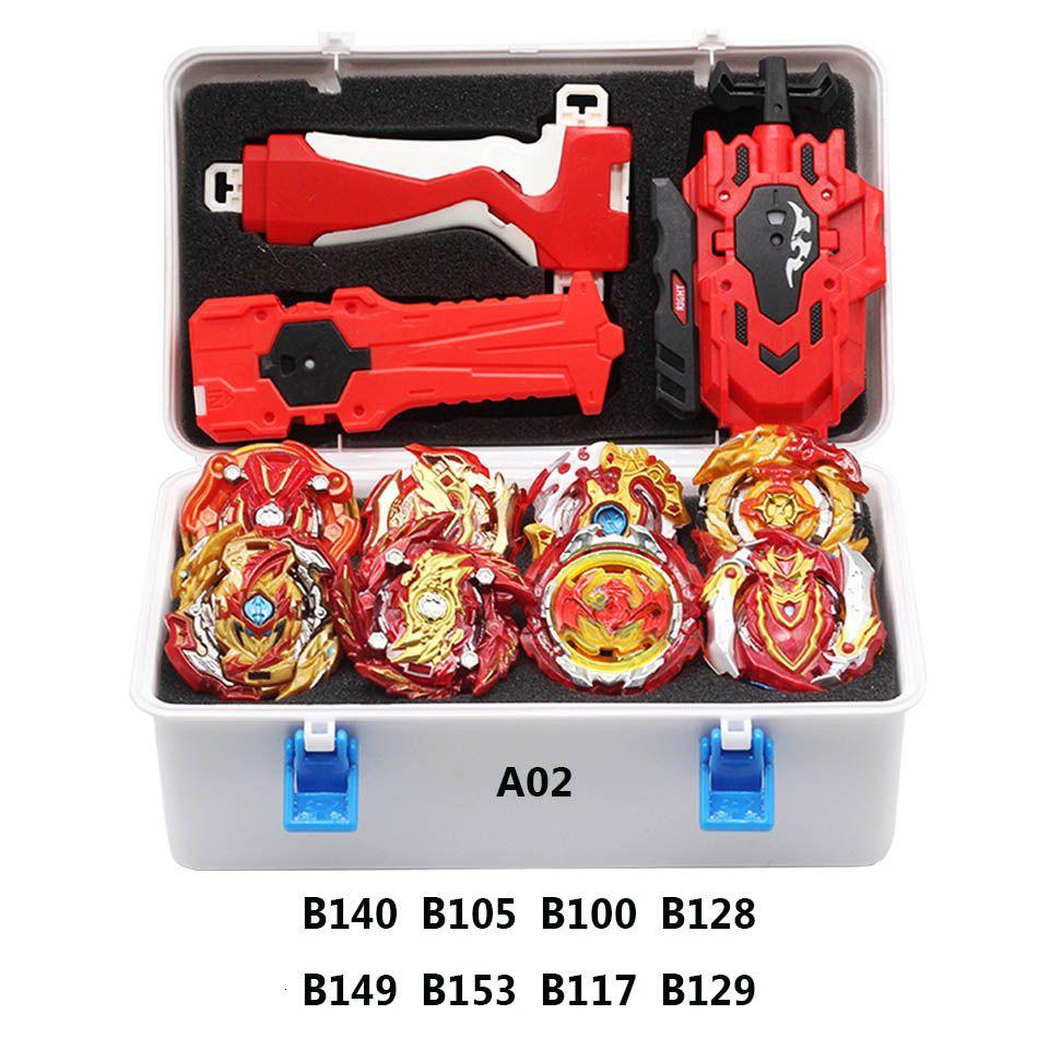 Bayblade Arena Stadium Set Beyblade Launcher Spielzeug Toupie Metall Fusion Gott Burst Beyblades Top Bey Blade Bay Klingen Y200703